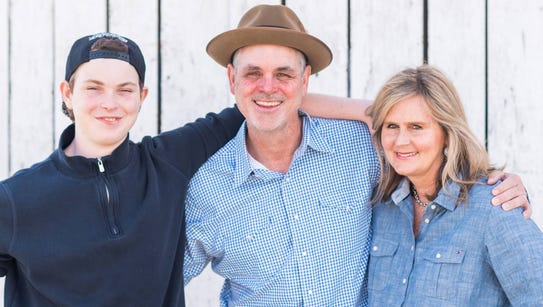 Greg Murtha family