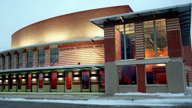 """The Cedarburg Performing Arts Center will host Cedarburg High School's production of """"The Addams Family"""" this weekend."""