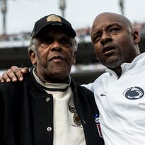 Saquon's next step? Carrying Penn State into the NFL like these legends
