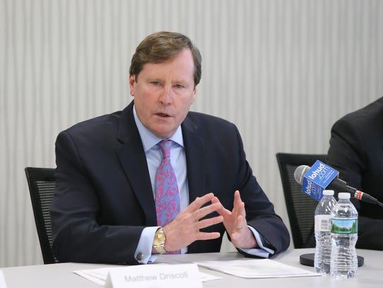 State Thruway Acting Director Matthew Driscoll responds