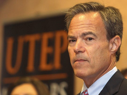 Texas House of Representatives Speaker Joe Straus speaks
