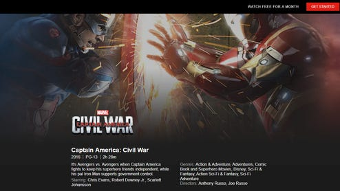 The creative mind behind Captain America: Civil War is now creating original content for Netflix.