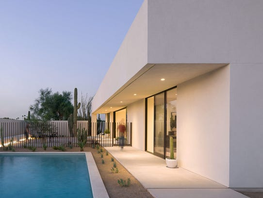 This Phoenix home designed by architect Karin Santiago