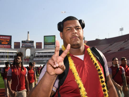 Banner took issue with a former USC Trojan, LenDale White, calling out the team last year.