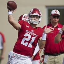 Insider: Richard Lagow becomes IU's 'company man'