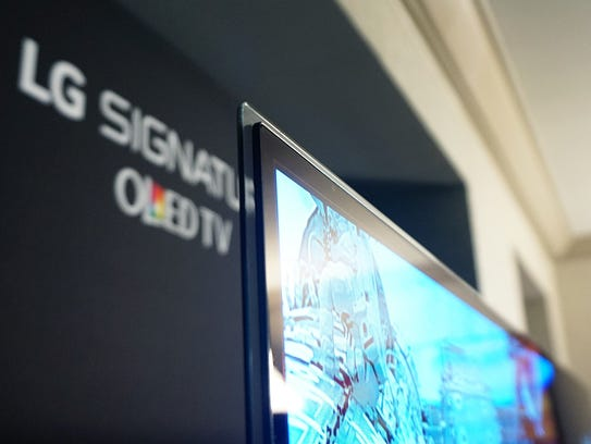 Lg S Flagship Oled Tv Beautiful Inside And Out