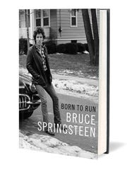 """Jersey boy Bruce Springsteen has written an autobiography, """"Born to Run,"""" about growing up in Freehold, his drive to become a musician and the rise of the E Street Band."""