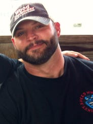 Chad Littlefield of Midlothian, Texas, was shot to