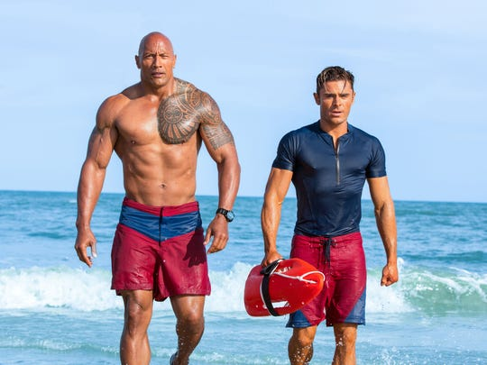 'Baywatch,' starring Dwayne Johnson and Zac Efron, is one of the many R-rated comedies that bombed this summer.