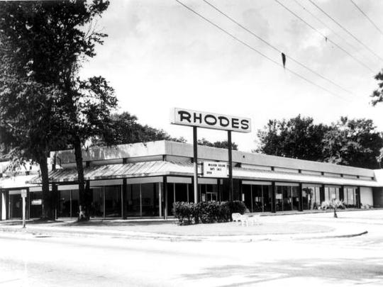 NAI TALCOR purchased the former Rhodes Furniture store