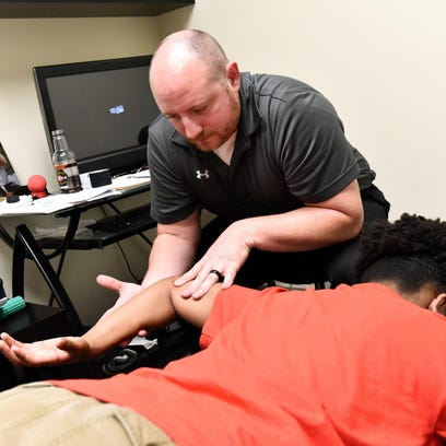 Tests help identify physical weak spots to avoid sports injuries