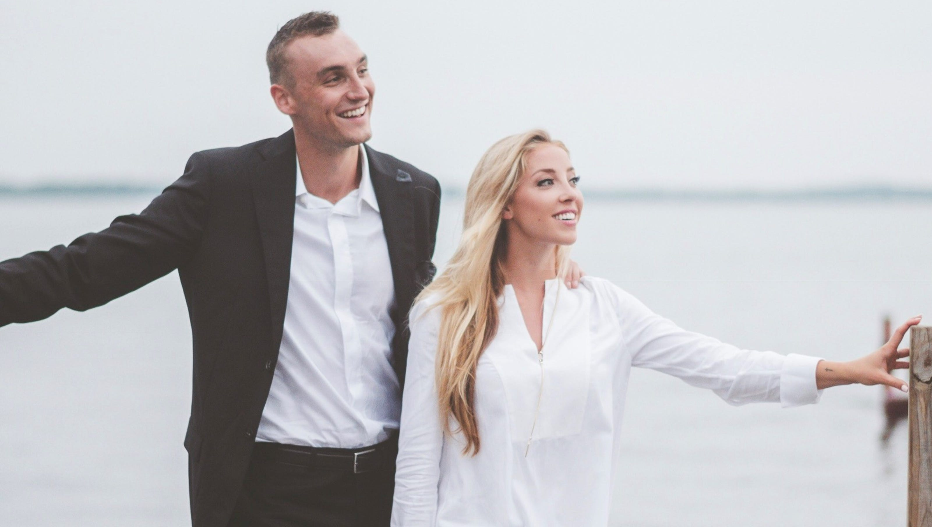 Sam Dekker Olivia Harlan Are Wisconsin S Version Of Royal
