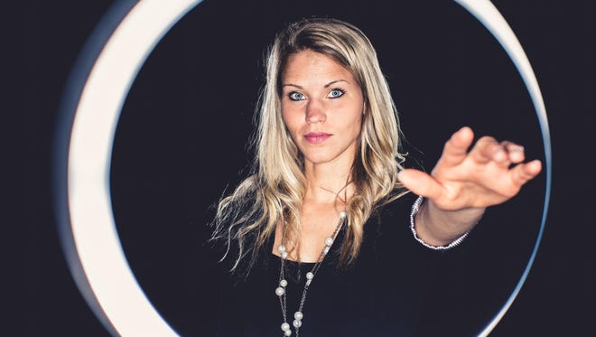 Lizzy the Dream Girl brings her volunteer-participation hypnosis show to Door Community Auditorium on Jan. 30.