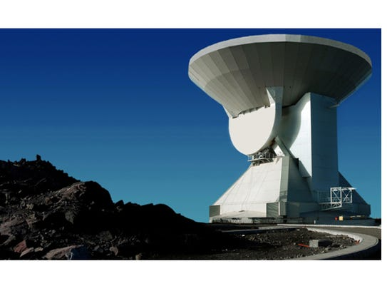 Astronomers at UMbad Amherst and in Mexico, using the