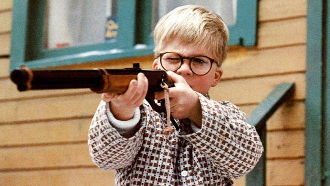 """Peter Billingsley portrayed Ralphie Parker in the 1983 film """"A Christmas Story."""""""
