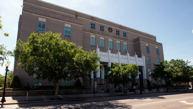 The repair of the U.S. courthouse in downtown Pensacola could end up several months ahead of schedule.