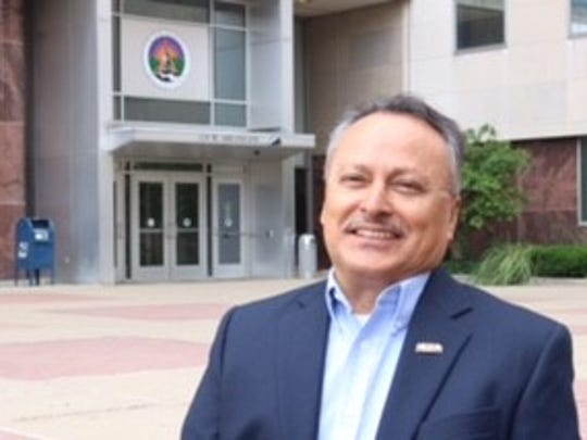 Guillermo Lopez is a City Council candidate who currently