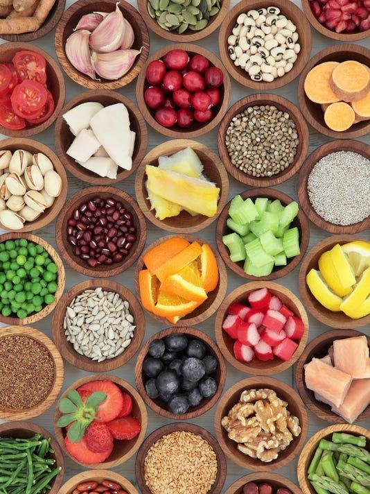 Super Food Diet Selection