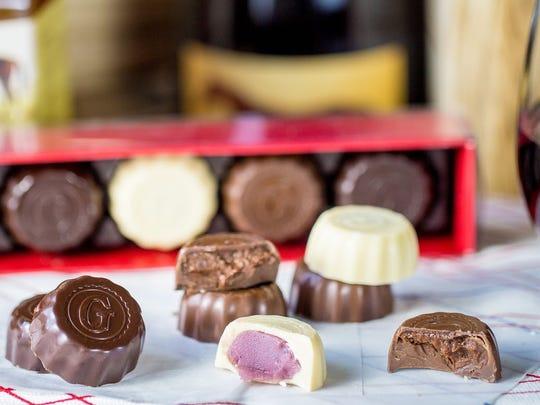 Goo Goo's latest and greatest creation: Goo Buttons,