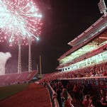 Rozzi's Famous Fireworks will be featured at the Batter Up Bash on July 10 at Fountain Square.