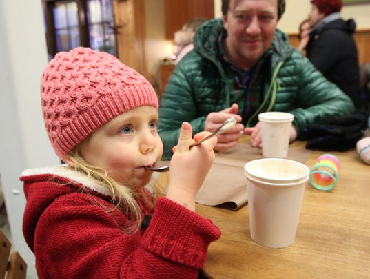 Crown Maple Hot Chocolate Festival