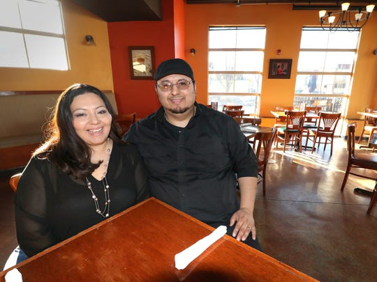 """Citlali Mendieta-Ramos and Nicolas Ramos will move Antigua Latin Restaurant from 5823 W. Burnham St.to 6207 W. National Ave. in the beginning of July. The move will gain the business a larger kitchen and storage space and """"closer to the action."""""""
