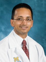 Dr. Hitinder Gurm, University of Michigan cardiologist