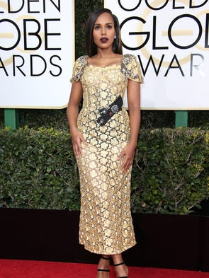 The stars come out on the 2017 74th annual Golden Globe