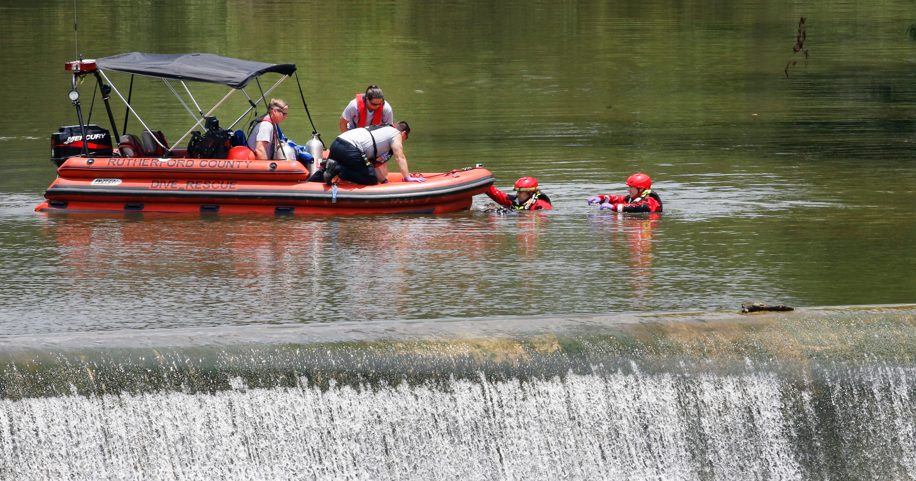 Body of missing man recovered from Stones River at Walter ...