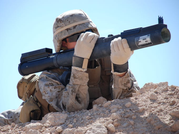 What: Nammo Talley, Mesa.  Details: The company's M72A9