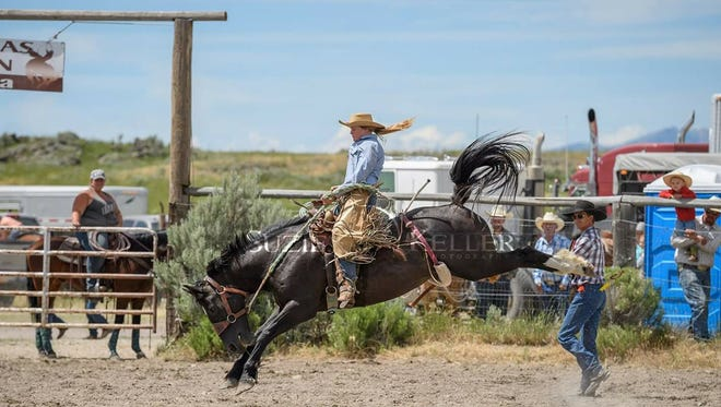 """Brittany Miller of Dillon is featured in RIDE TV's new series, """"Cowgirls."""""""