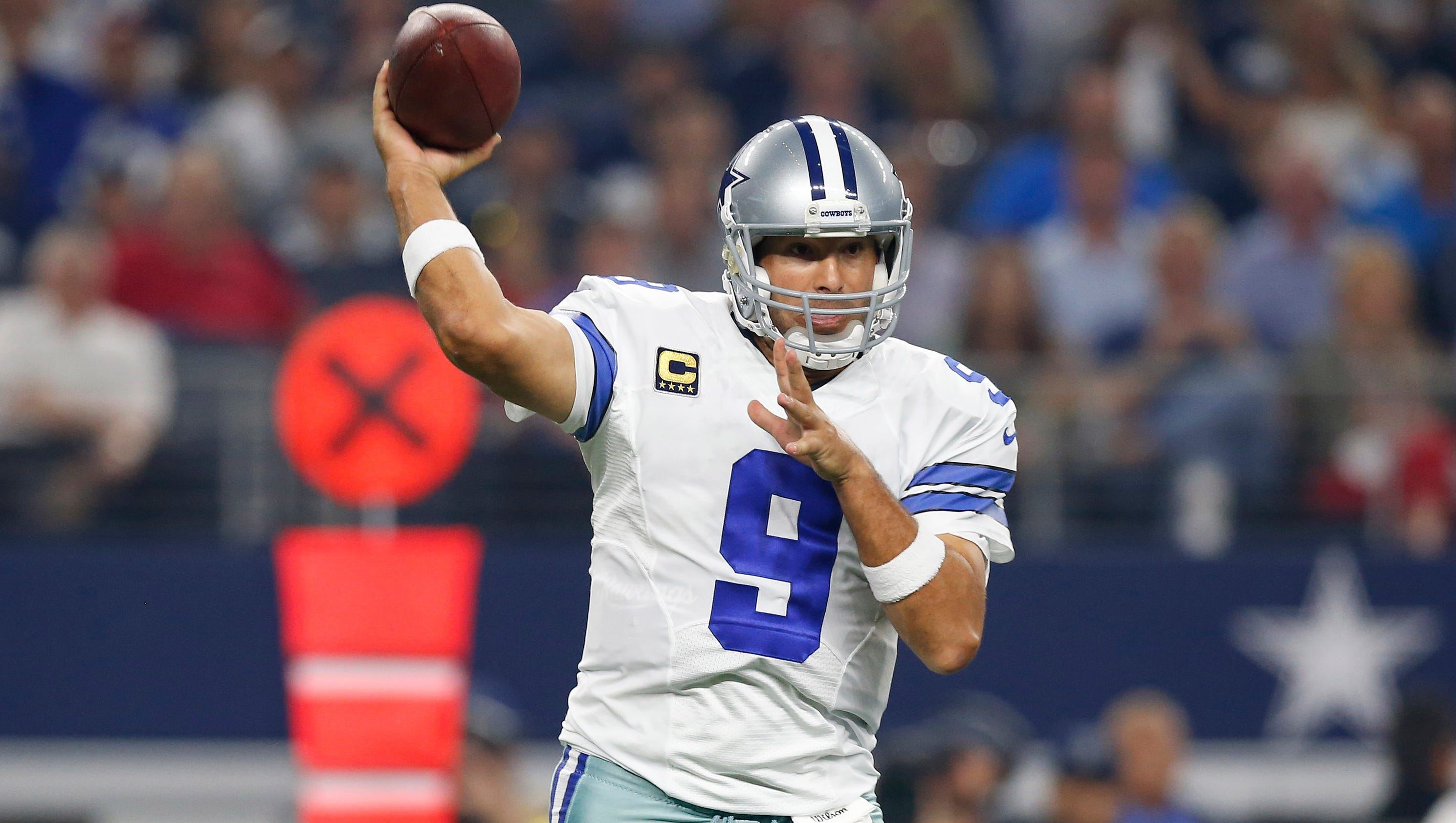 Bell: Without Dez and DeMarco, Cowboys' Tony Romo can ...