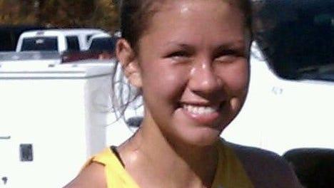 Cherokee senior Kendall Toineeta