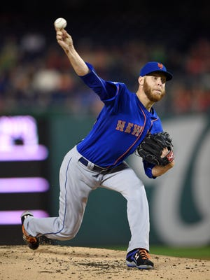 With Tommy John surgery on the horizon, Mets fireballer Zack Wheeler figures to miss the entire 2015 season.