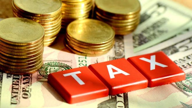 The tax bill for homes with an average value will go up in 2016.