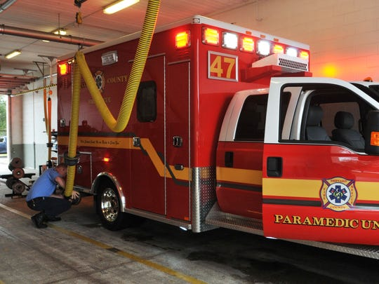 BCFR ambulance fee