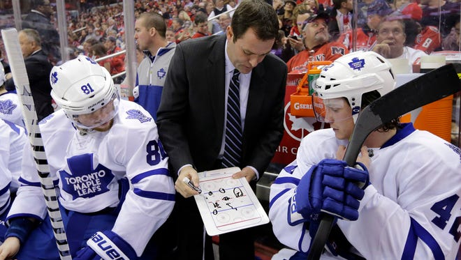 Scott Gordon most recently was an assistant for the Toronto Maple Leafs.
