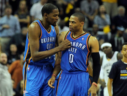 Kevin Durant And Russell Westbrook Best Friends Russell westbrook, kevin