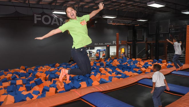 A trampoline park is coming to San Angelo