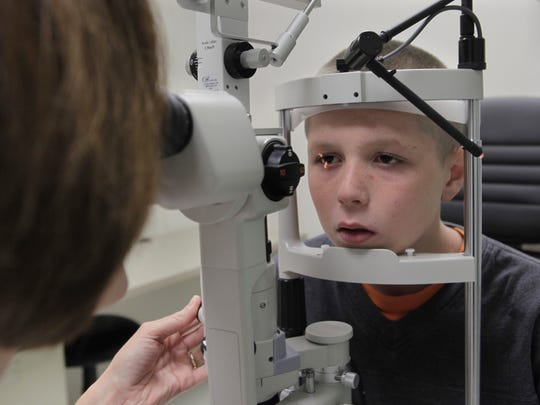 The 2-year-old OneSight Vision Center at Oyler School in Lower Price Hill is a national model for better serving all of low-income students' needs through wrap-around services at their schools.