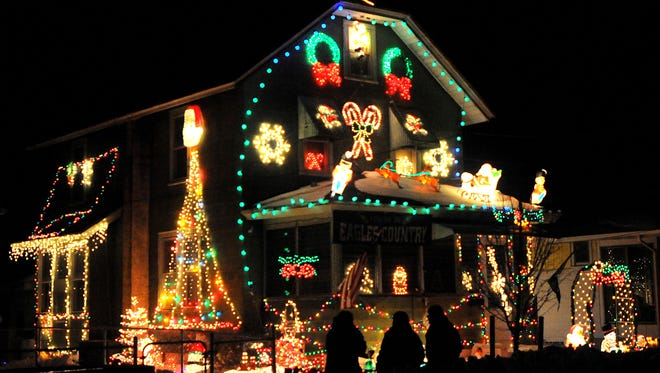 Millville Recreation Department is accepting entries for its 23rd annual Holiday Home Lighting Contest. The registration deadline is Dec. 18.