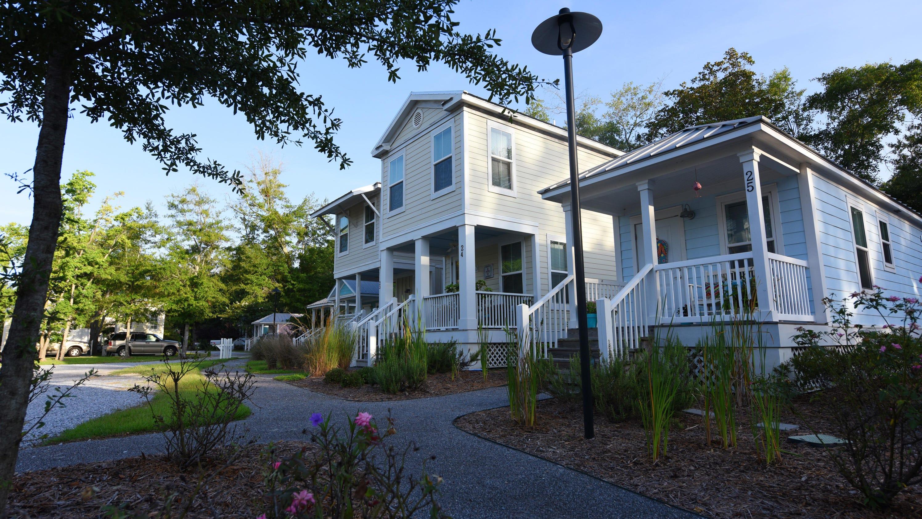 Katrina Cottages Create Opportunities For Entrepreneurs