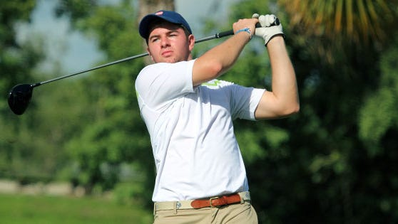 Cameron Young played in the Wyndham Cup and the Junior PGA Championship, and now has a week to prepare for the U.S. Amateur.