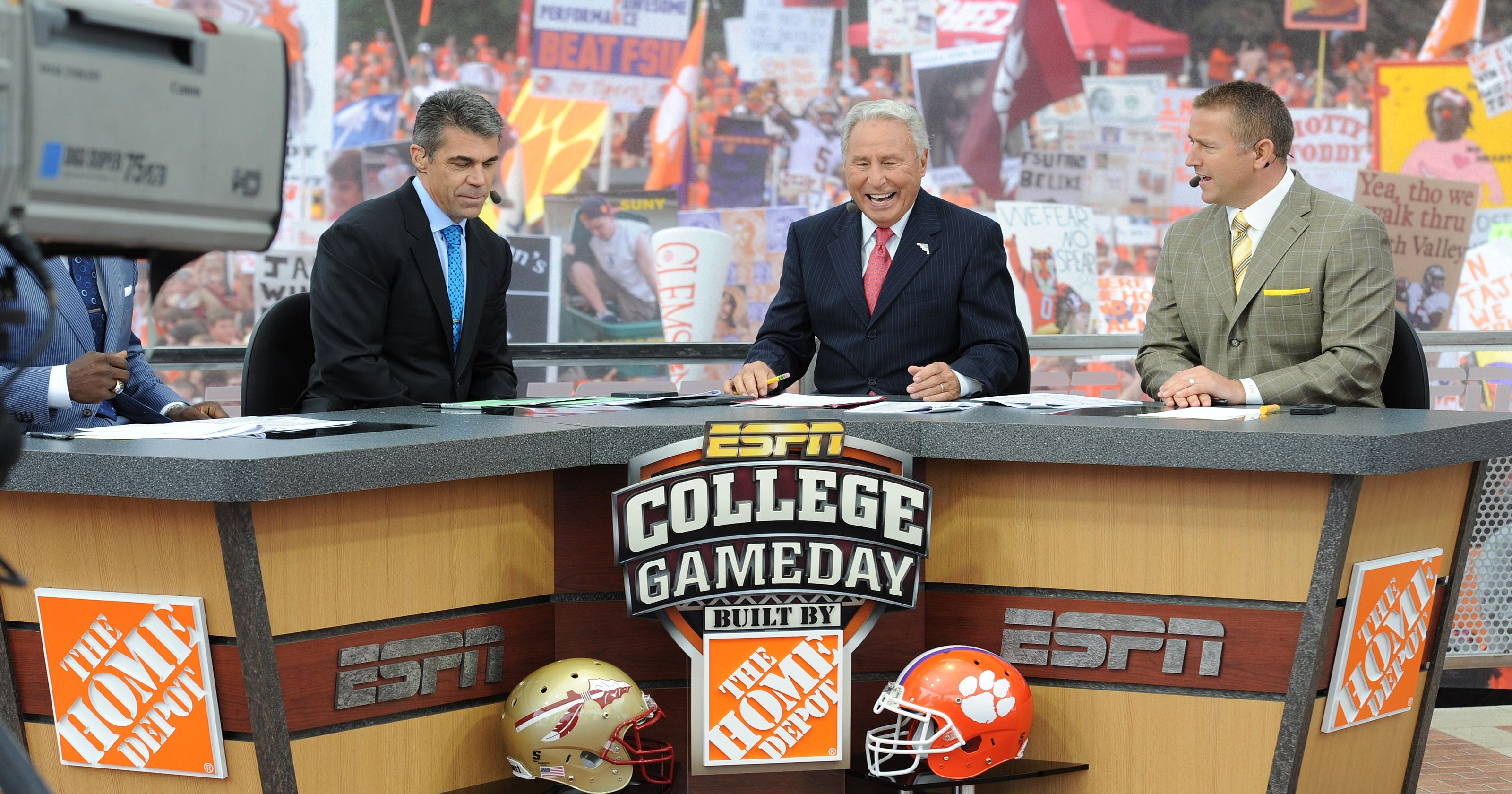 Is ESPN's College Gameday coming to Clemson?