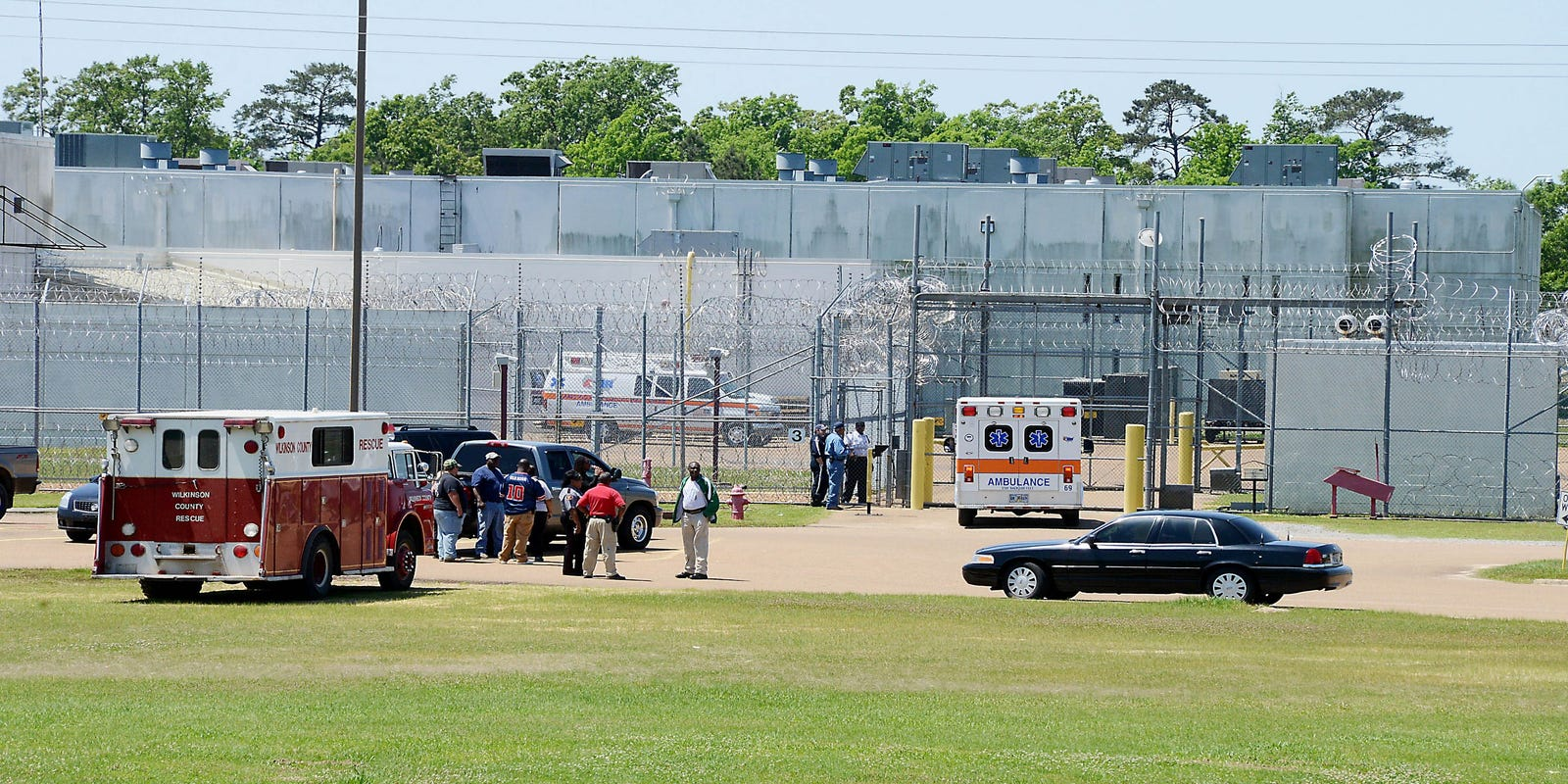 Inmate assault on nurse leads to lawsuit against private prison