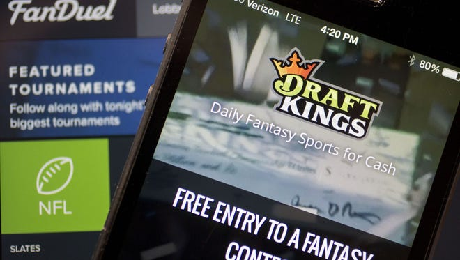 FanDuel and DraftKings are the two major companies in daily fantasy sports.