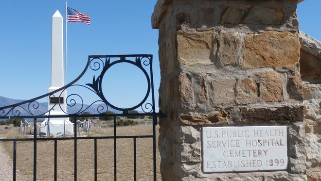 The public is invited to the 27th Annual Veteran's Memorial Service, May 28 at the Fort Stanton Veteran's Cemetery, State Highway 220.