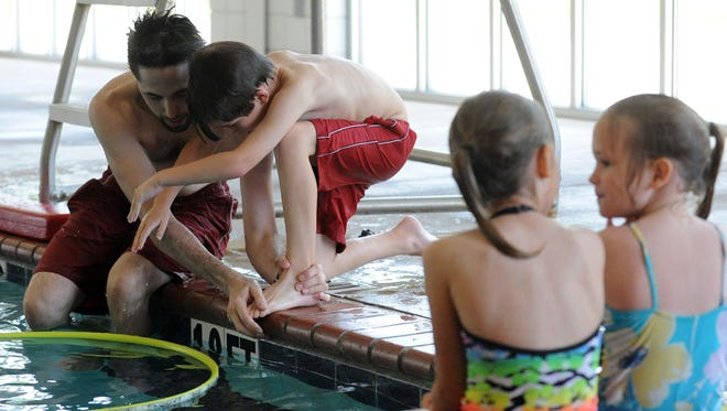 Free swimming lessons will be offered the last two weeks of July by Tankproof in cooperation with Louisiana College Aquatic Program. To register for the classes, visit www.tankproof.org.  For more information about Tankproof or to make a donation to help its programs, call Connie King at 225-939-0931.