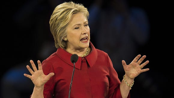 Clinton: I concede. Backers: That's fine, just don't