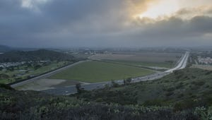 FILE PHOTO: View of Camarillo from just off Highway 101 north of the Conejo Grade.
